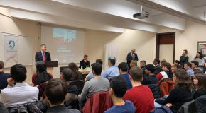 US Ambassador Makes Bilkent His First Stop at a University in Turkey