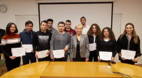 Şermin Savaşçı Scholarships Presented to Engineering Students