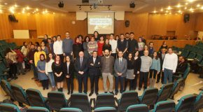 Students' Creative Writing Celebrated at TURK 101–102 Award Ceremony