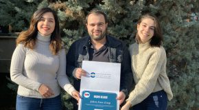 Bilkent Students Win Icare4all Competition