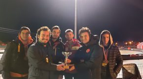 Bilkent Drivers Take Third Place in ÜniKart Event