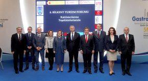 8th Bilkent Tourism Forum Focuses on Gastronomy Tourism