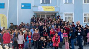 After Completing One Project, Günköy Volunteers Collect Donations for the Next