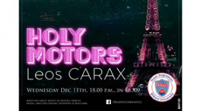Bilkent Cinematics Presents: Holy Motors