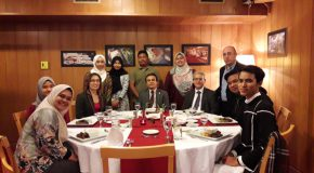 Malaysian Week Celebrated at the Tourism and Hotel Management Department
