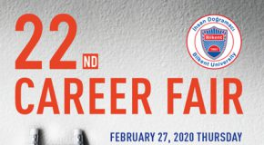 Career Fair Will Bring Employers to Campus This Week