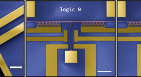 Engine or Computer? Hanay Research Group Develops Hybrid Nanomachines
