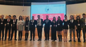 Model UN Conference Held at Bilkent