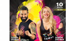 'Strong By Zumba' and Zumba Master Class