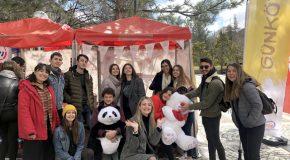 Günköy Aid Campaign Underway