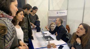 Students, Employers Meet at 2020 Career Fair