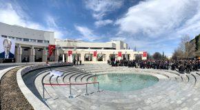 Bilkent Students Mourn Fallen Soldiers