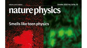 Nature Physics Cover Features Work by Serim İlday