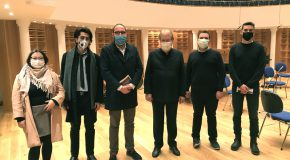 Bilkent Composition Brings Masters of Contemporary Music to Campus