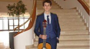 Özberk Miraç Sarıgül Becomes EuroStrings Artist