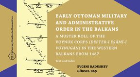 History Professor and Student Publish Book on Early Ottoman Military Organization in the Balkans