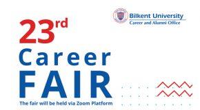 Career Fair: March 8
