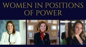 """THM Hosts """"Women in Positions of Power"""""""