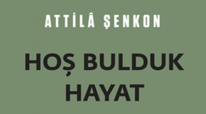 Attila Şenkon Publishes New Book