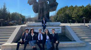 International Success for Bilkent Law Students