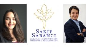 Bilkent Faculty Receive Sakıp Sabancı International Research Award