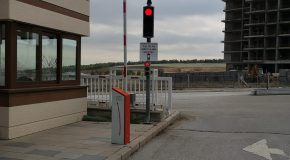 East Campus Traffic Signal Changed