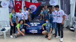 With BİL-CAR, Engineering Students Aim for Energy Efficiency