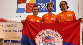 CS Students Go to Moscow for ICPC